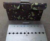 Чехол на мангал-чемодан на 12 шампуров CHZ