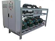 Мультикомпрессорная холодильная установка, холодильна установка, BITZER, 6G.40.2Y