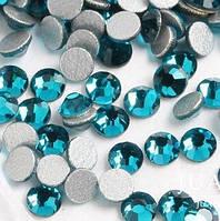 Стразы Blue Zircon 1,5мм СТЕКЛО
