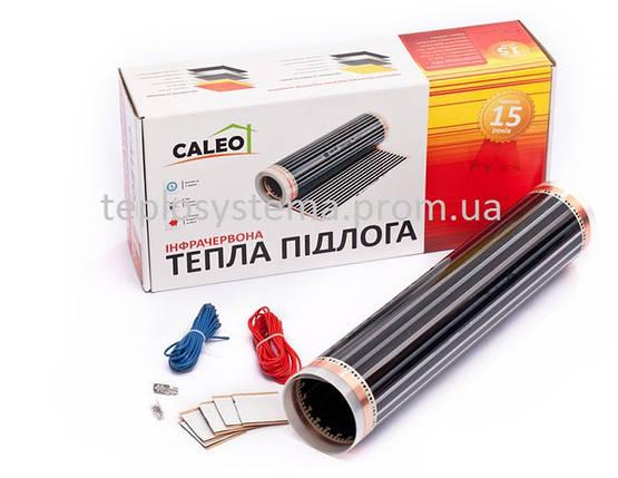 Инфракрасный пленочный теплый пол (комплект) CALEO Classic 220 - 0,5 - 2.0, фото 2