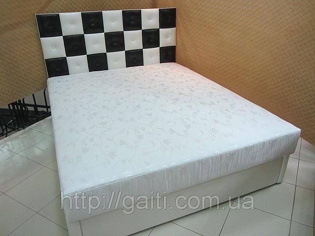 Кровать ГАМБИТ с высокой спинкой