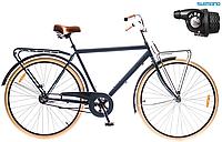 Велосипед городской Дорожник 28 Comfort Male Shimano planetary hub 2016 (28 дюймов)