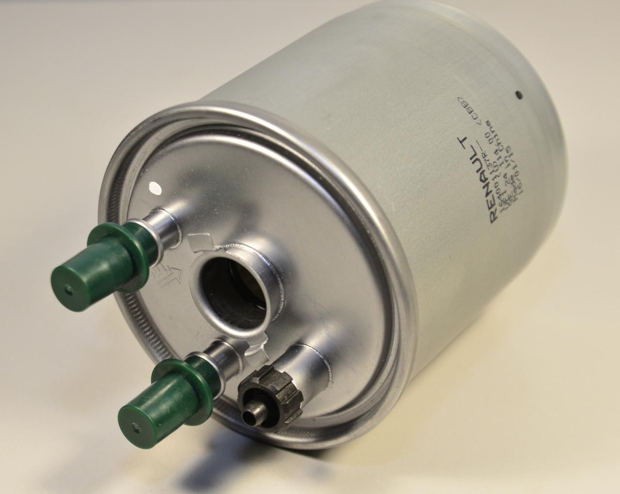 Паливний фільтр (з отвором під нагрівач) на Renault Kangoo II 06.2009->1.5 dCi — Renault - 164001137R
