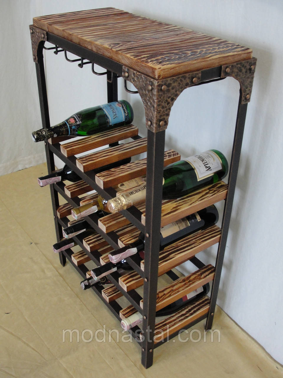Стол-стелаж для вина LoftStyle  - 106, фото 1