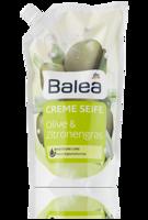 Жидкое крем - мыло Balea Olive & Zitronengras (запаска)