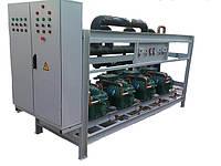 Централь ,мультикомпрессорная холодильная установка, холодильна установка, BITZER, 6J.22.2Y