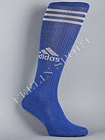 Гетры футбольные синие Адидас (Adidas)