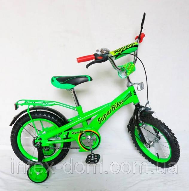 Детский Велосипед «Super Bike» 2-х колесный 16 дюймовые колеса 151605