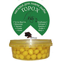 Насадка горох KING FISH 150мл шоколад