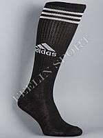 Гетры футбольные черные Адидас (Adidas)