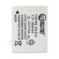 Аккумулятор к фото/видео EXTRADIGITAL Nikon EN-EL8 (DV00DV1084)