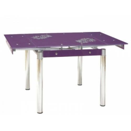 Стол кухонный стекло GD-082