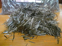 Фибра базальтовая (базальтовое волокно) 24 мм