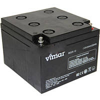 Аккумулятор гелевый 12В 25Ач BG25-12 Luxeon Vimar