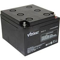 Аккумулятор Vimar BG25-12 GEL 25Ач, фото 1