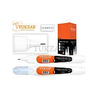 Корректор-ручка 7 мл. с металлическим наконечником TZ-8485-12