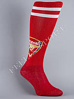 Гетры футбольные ФК Арсенал (FC Arsenal) детские (р. 33-39), фото 1