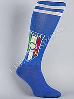 Гетры футбольные сборной Италии (Italy) Синие, фото 1