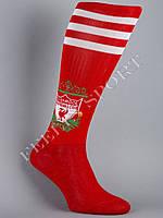 Гетры футбольные ФК Ливерпуль (Liverpool) Красные