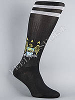 Гетры футбольные ФК Манчестер Сити (Manchester City) Черные
