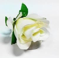 """Цветы декоративные """"Роза белая"""""""