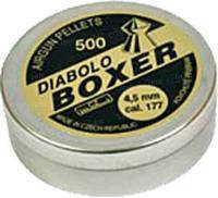 Пули пневм Kovohute Boxer 0,58г 4,5 мм 500 шт/уп