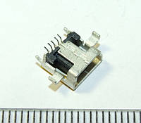 I020 Mini USB Разъем, гнездо питания  5pin для фотоаппарата, gps, mp3