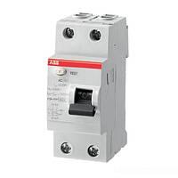 Устройство защитного отключения (Дифреле) ABB FH202 AC-40/0.03