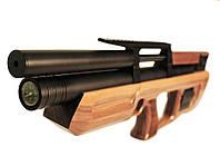 Винтовка пневм. KalibrGun Cricket Standart PCP 4,5 мм Орех