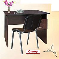 Стол письменный Юниор 1000  /  Стіл письмовий Юніор 1000