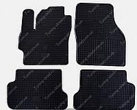 Резиновые коврики Мазда 3 в салон (коврики на Mazda 3 поколение 1)