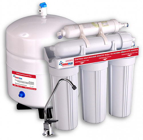 Новая Вода NW-RO500, система обратного осмоса для питьевой воды