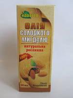 Адверсо, Украина Масло миндальных косточек 30 мл