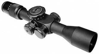 Прицел U.S. Optics 1.8-10x37, F1, 30 мм, марка GAP с подсв, МРАД
