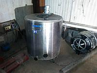 Охладитель молока откритого типа Alfa Laval RFT 250 л.