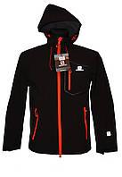 Куртка мужская Salomon № 1558 ( черный)