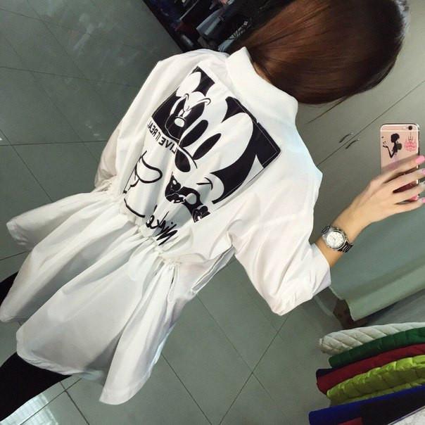 Куртка-плащ с утяжкой сзади