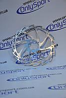 Ротор X17 180мм острозубый