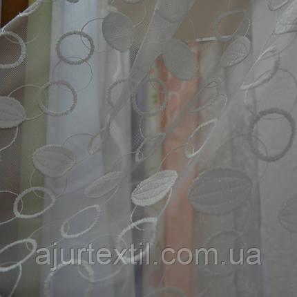 """Гардина """"Колечки"""", фото 2"""
