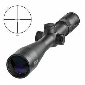 DO-2400 Приціл оптичний Delta DO Titanium 1.5-9x45 4A #