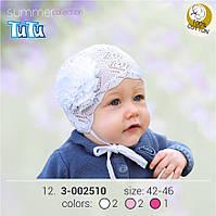 Шапка для девочки TuTu арт. 3-002510
