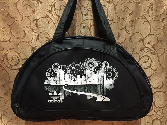 9b84ce3497be Спортивная сумка для фитнеса Adidas, Адидас черная: продажа, цена в ...