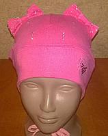 Трикотажные демисезонные шапочки, фото 1