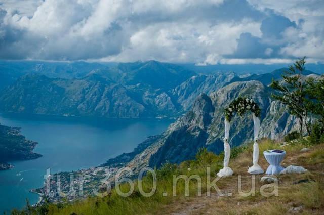 Свадебные церемонии в Черногории