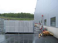 Чиллер б/у 800 квт мощность охлаждения - модель GR1AC-800XU