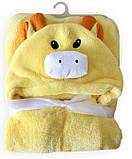 Плед-полотенце с капюшоном , фото 8