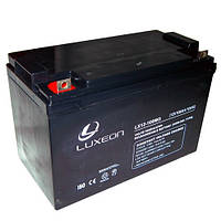 Аккумулятор 12В 100Ач LX12-100MG Luxeon, фото 1