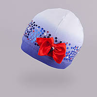 Шапка для девочки  TuTu 46 арт. 3-002228(50-54), фото 1