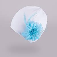 Демисезонная шапка для девочки TuTu арт. 3-002597(50-54)