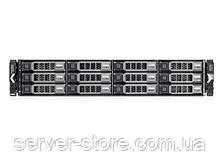 Система хранения данных DELL PowerVault MD3400 SAS 12 Гбит/с (210-ACCG-01)